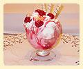 Serviço de buffet com sorvete e doces decorados de sua preferência